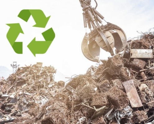 ekologická likvidace odpadu