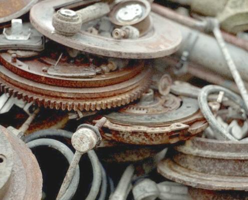 výkup kovů a železa